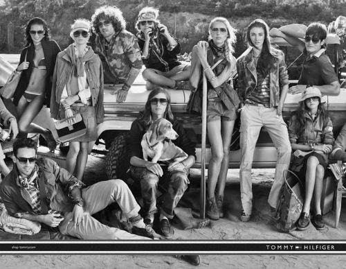 Tommy Hilfiger, marca para pijos y raperos